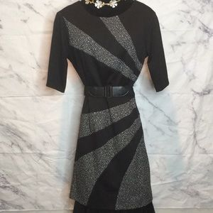 Connected Apparel career dress